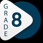 Gr 8 Badge