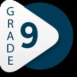Gr 9 Badge